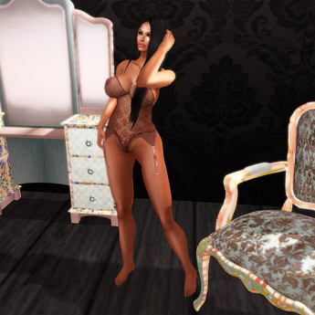 *CoCo* Pose Female 2.1