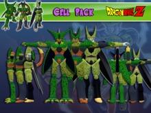 DBZ - Cell Pack