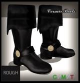 *ROUGH* Corsair Boots BOXED