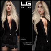 [LIV Glam] Boutique-Spring 2013-OTTILIA Lace Suit 1 Hud