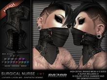 Razor /// Surgical Nurse - Mask w/ HUD