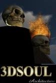 Skull & Skull torch