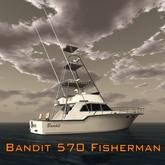 Bandit 570 Fisherman