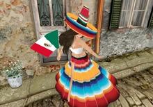 Cinco de Mayo Outfit {Prim Skirt}