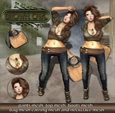 NS::  Brown Owl Outfit