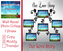 [CPS] Our Love Story Photo Collage
