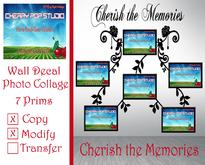 [CPS] Cherish the Memories Photo Collage
