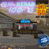AVA tech - CRAPs KEBAB shop (boxed)