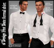 sf design hot date formal shirt set