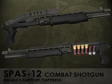 [Z-DAY] SPAS-12 Combat Shotgun