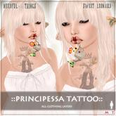 ::LEO-NT:: Principessa<3 Tattoo