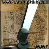 WW2 Searchlight