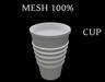 T-3D Creations [CUP No.2] MESH - Full Perm