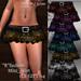 """""""R""""fashion Mini skirt_1L$gift 04 (wear me)"""