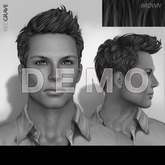 DEMO - Hairstyle CHRIS - REDGRAVE