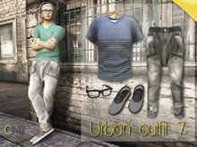 .::[NerdMonkey*Clothes] - [male urban outfit]