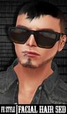 ::Fe Style:: Facial Hair 5ED - 2 - Light