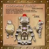Tiny Clockwork Turtle Avatar