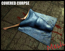 Covered Corpse