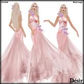 DESIR Orchid dress Pink
