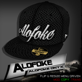 Alofoke!  -  Alofoke Onyx Cap