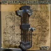 WW2 German Propaganda Tower