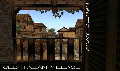 SIMAY DESIGN-Old Italian Village