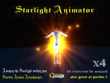 Gaagii Creations - Starlight Animator X4