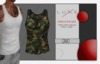 -LUXE- Wife Beater - Camo