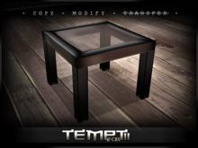 *Temptii* Uno Lamp Table
