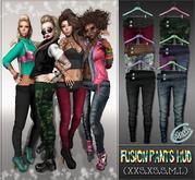 NS:: Fusion Pants Mesh HUD