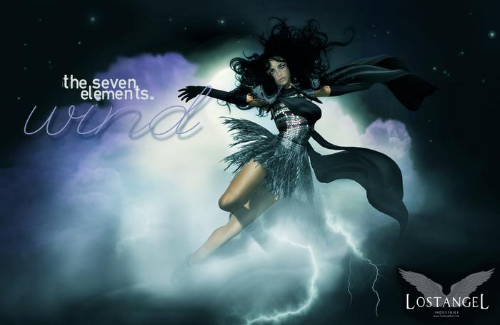 """[LA] LOSTANGEL: The Seven Elements """"Wind"""""""
