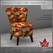 Trompe Loeil - Thrift Shop Accent Chair Tanno [mesh]