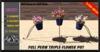 ALESTA << Mesh Triple Flower Pot Full Perm