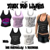 Tanktop ladies