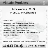 Atlantis Full Package [ tagSciFi ]