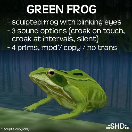 Green Frog .:SHD:.