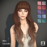 TRUTH HAIR Abra (Mesh Hair) - colours