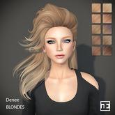 TRUTH HAIR Denee (Mesh Hair) - blondes