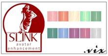 (.vix) Slink Avatar Enhancement Nails ~ Pastel Creams