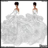DESIR Ashia dress White