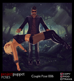 Project Puppet - Couple Pose 6