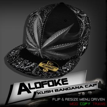 Alofoke!  -  Kush Bandana Cap