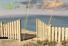 inVerse™ - Modular fence & gate *mesh*