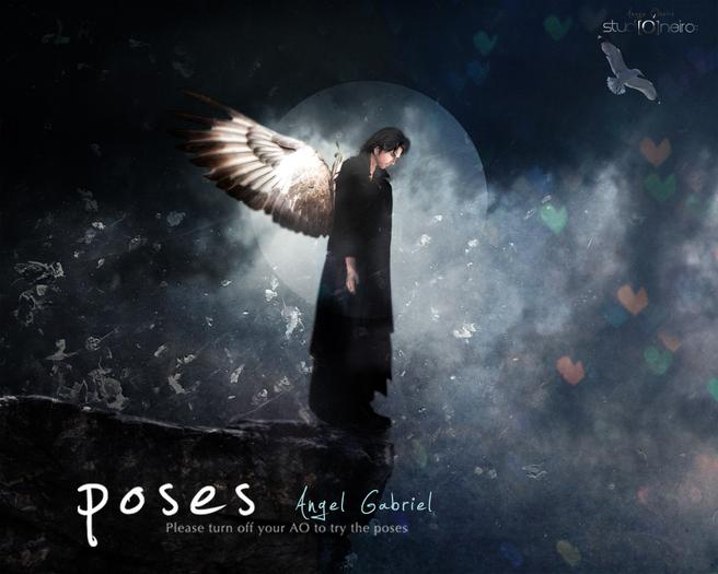 :studiOneiro: Angel Gabriel /1L pose