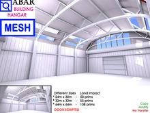 ABAR - BLD001 BUILDING HANGAR - BOX MARKET