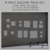 Synthetique Art Gallery Prim Set