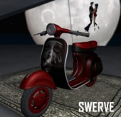 Swerve Scooter- Vamp moped motorcycle*