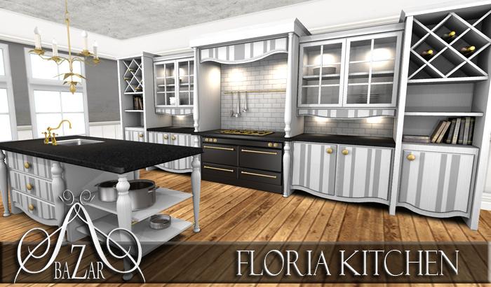SALE!!! ~BAZAR~ Floria Kitchen PG