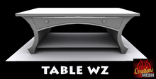 Table WZ FULL PERM MESH